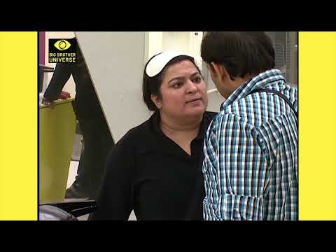 Dolly Bindra likes to shout Compilation - Bigg Boss - Big Brother Universe