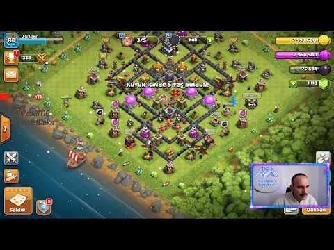 0-12 ye Elveda Diyoruz Clash of clans