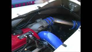 Honda Aquatrax F12X Turbo - Custom Open Straight Through Exhaust Pipe System
