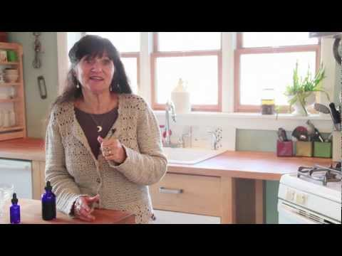Rosemary Gladstar How To Make An Echinacea Tincture