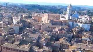 SIENA ( Tuscany - Italy ) - TOUR CITTA' +  IL PALIO DI SIENA  -- The Racing Silk + Tour City -(I viaggi del Circolo del Viaggiatore Lioni - Siena è un comune italiano di 52.774 abitanti, capoluogo dell'omonima provincia in Toscana.La città è ..., 2015-01-09T04:18:07.000Z)
