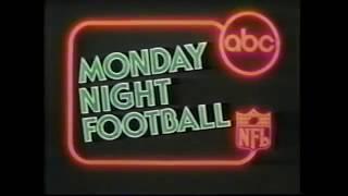 1980 Week 9 MNF - Bears vs Browns