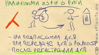 видео Банковская ячейка при расчетах с недвижимостью