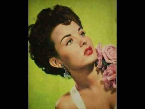 actress Jean Peters Tribute  There She Goes