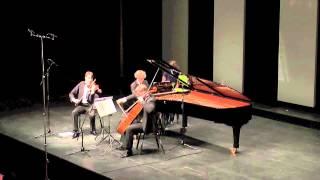 J. Brahms: Piano Trio in B major, Op.8, mvt. 4 - Trio Vitruvi