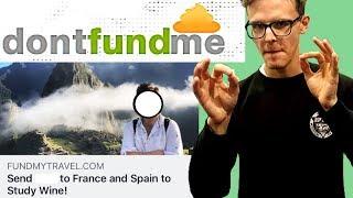 r/dontfundme | GO FUND YOURSELF | ft r/choosingbeggars | Reddit Cringe