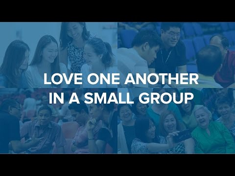 Grow in Love - Love One Another in a Small Group - Ricky Sarthou