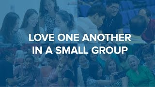 Gambar cover Grow in Love - Love One Another in a Small Group - Ricky Sarthou