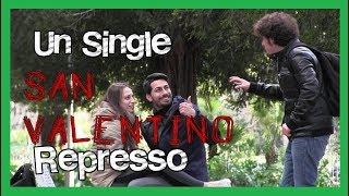 Un Single Represso a San Valentino - [Candid Camera] - Divergents