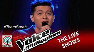 "The Live Shows ""Kahit Kailan"" by Jason Dy (Season 2)"