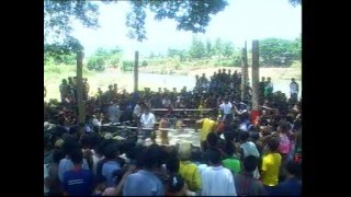 Thailand vs Burma - NO GLOVES