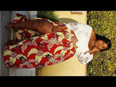 BUSTIN' THE SPLITS??! + DOPE AFRICAN FASHION & DANCE FEVER! AFWLA! | VLOG