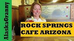 Rock Springs Cafe, Black Canyon City, Arizona