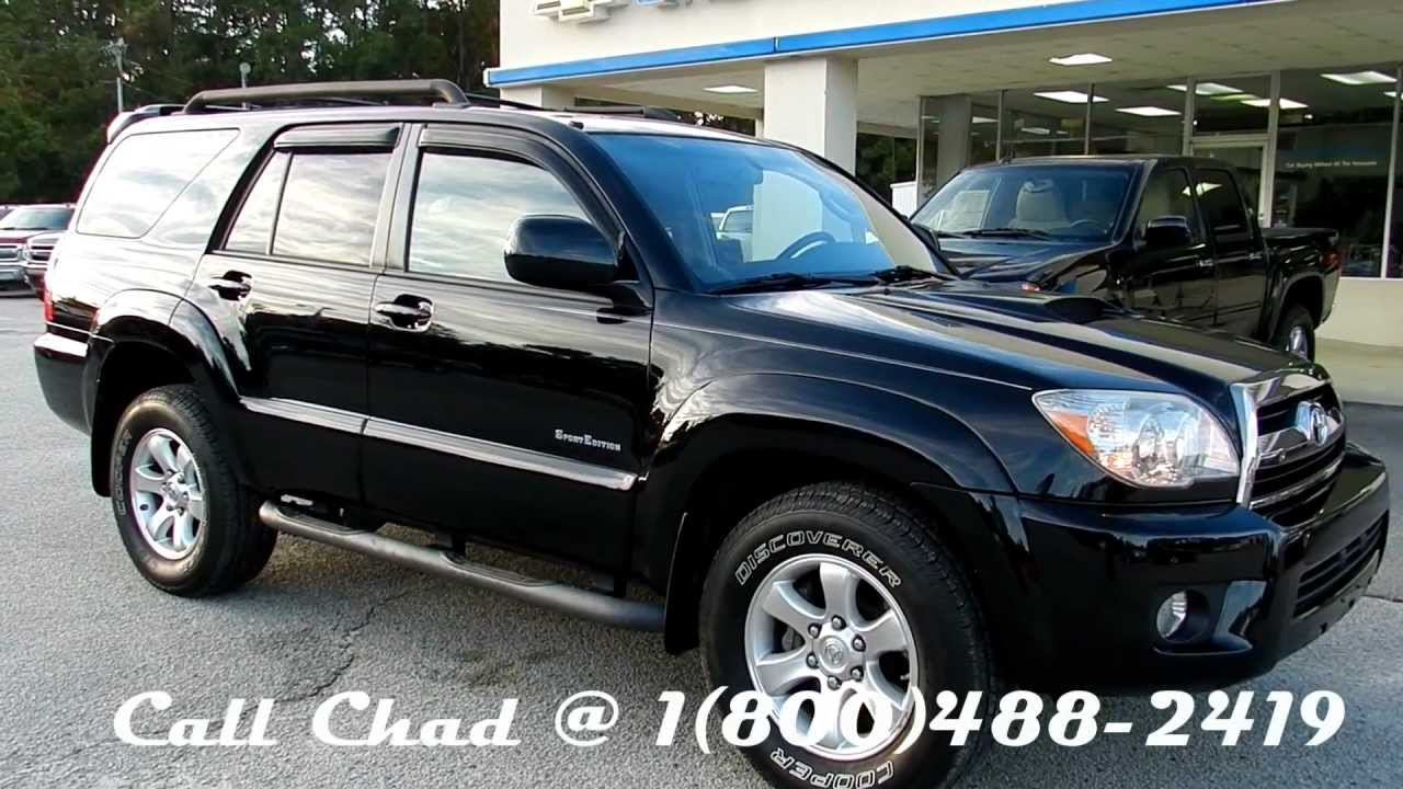 2008 Toyota 4runner Sport Edition In Ravenel Sc Youtube