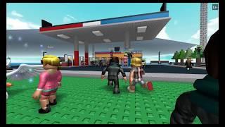 Roblox – Let's Play Games - Luigi & Mario's Area 51 - Speed Run 4 - Natural Disaster