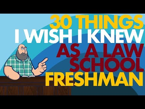 [LAW SCHOOL PHILIPPINES] 30 Things I Wish I Knew as a Law Sc