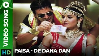 Download Paisa ( Song) | De Dana Dan |Akshay Kumar | Katrina Kaif MP3 song and Music Video