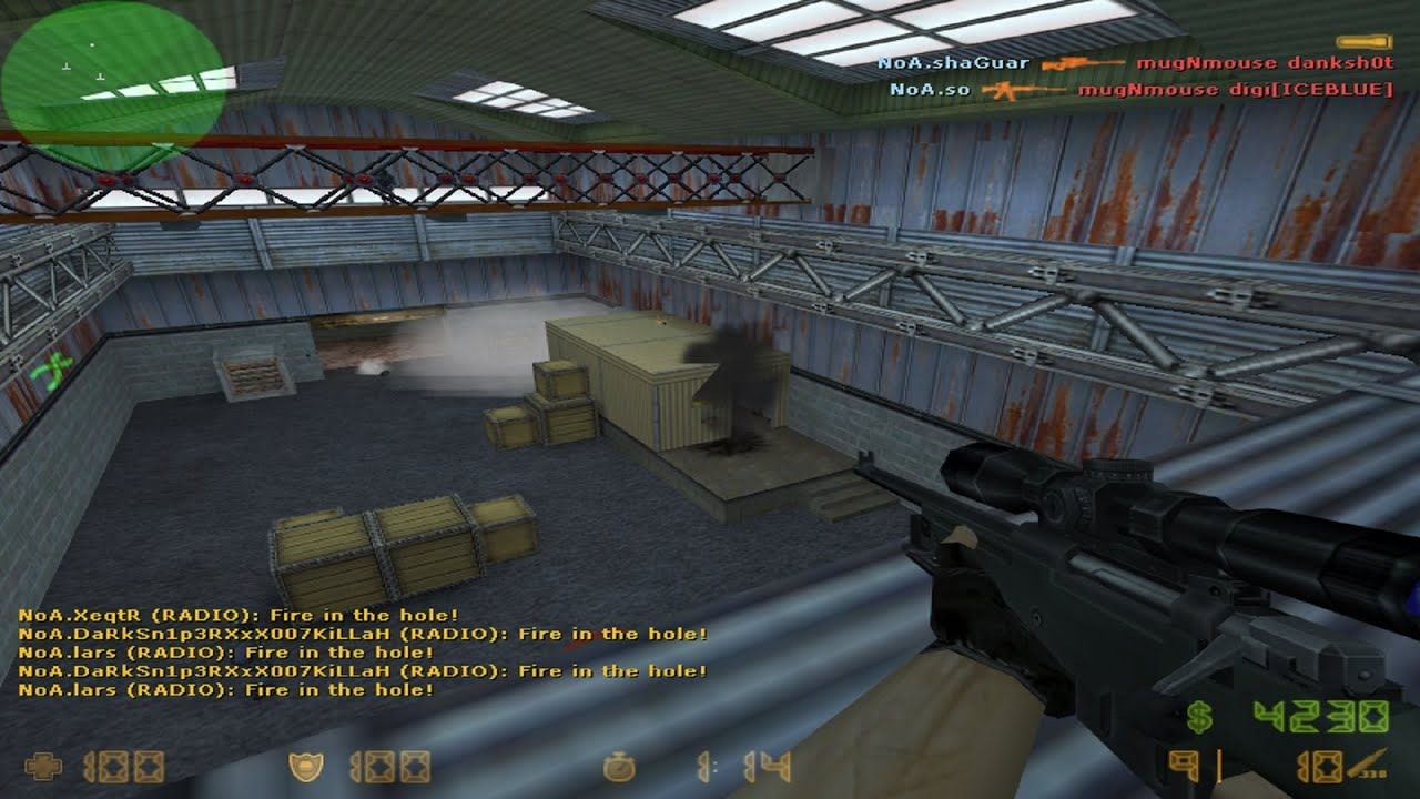 shaGuar vs mugNmouse (Lethal Gamers 2004)