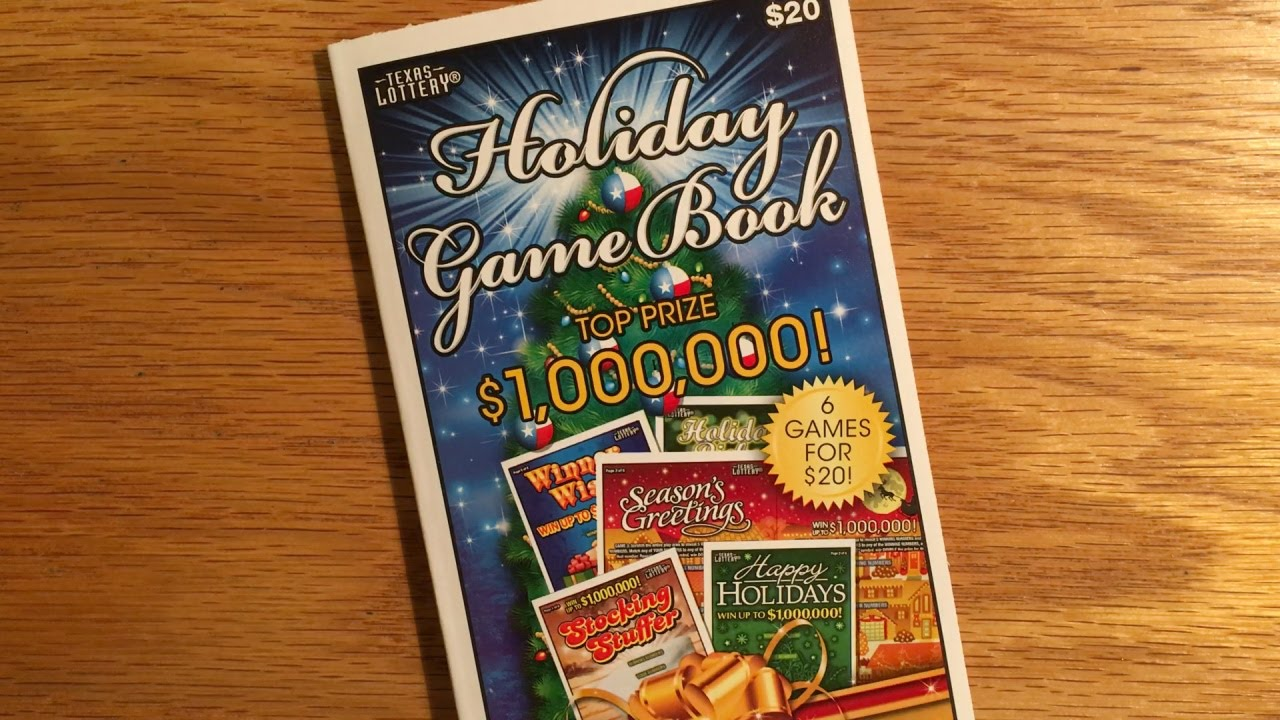 texas lottery game book