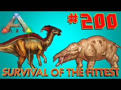 [200] THE GREAT PHIOMIA WAR!!! (ARK Survival Of The Fittest SOTF)