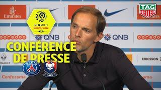 Conférence de presse Paris Saint-Germain - SM Caen ( 3-0 )  / 2018-19