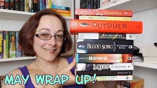 May 2018 Reading Wrap Up!