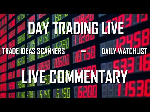 Live Trading Penny Stocks (Commentary) $DARE Up 130%