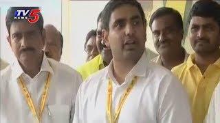 Revanth Reddy Political Heat In Telangana | TV5 News