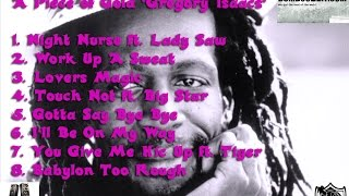 A Piece Of Gold - Gregory Isaacs mixed by @AzukaNiara (West Coast Sound)