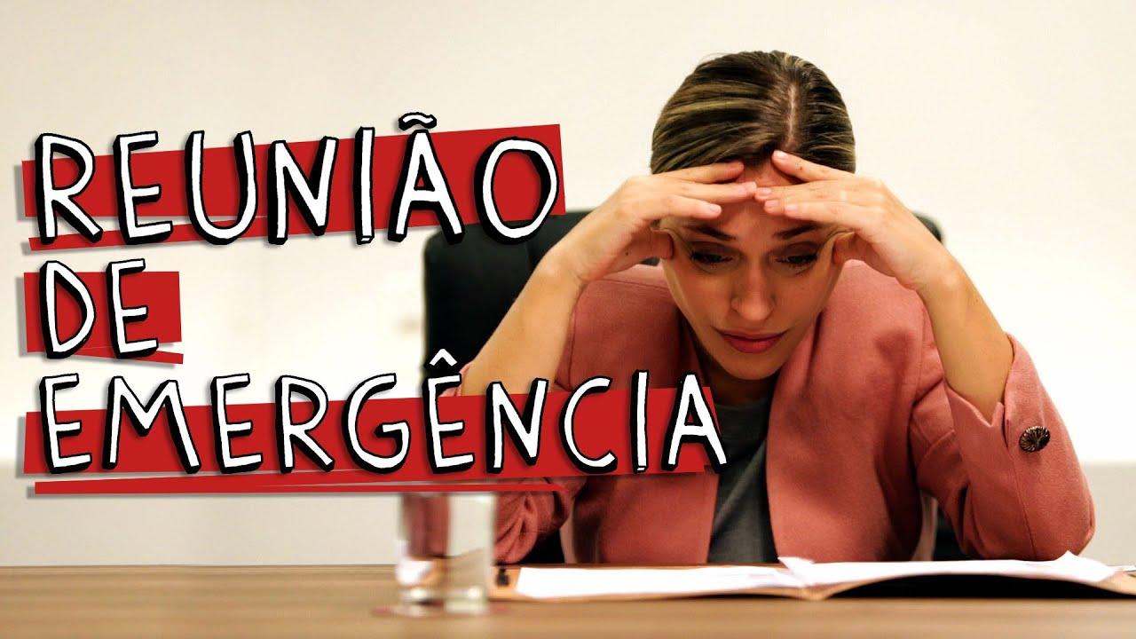 REUNIÃO DE EMERGÊNCIA