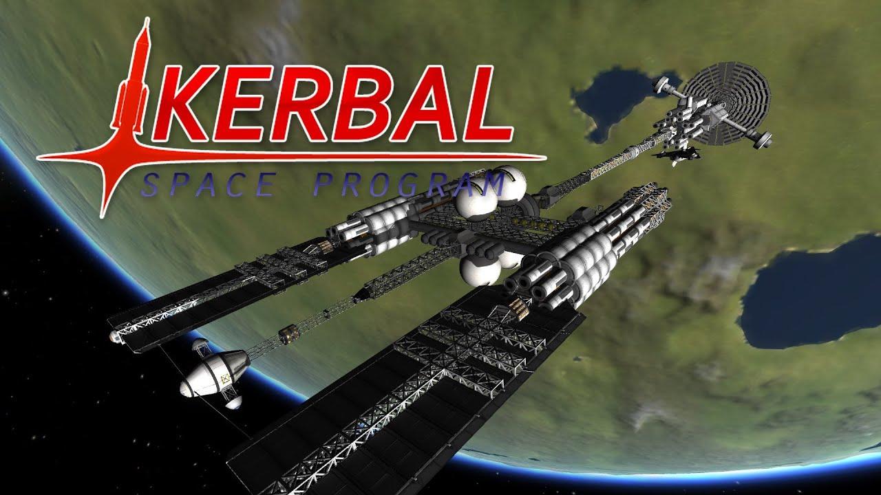 Kerbal Space Program - ISV Venture Star (Avatar ship ...