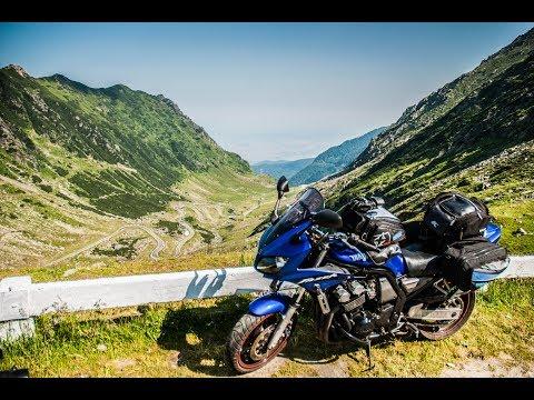 Euro Trip on Motorcycles - Destination: Romania