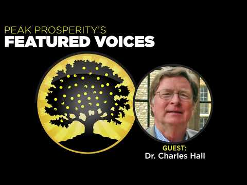 Dr. Charles Hall: The Laws Of Nature Trump Economics
