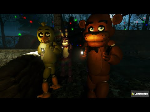 Left 4 Dead 2 - Five Nights at Freddy's (skins/modificações)
