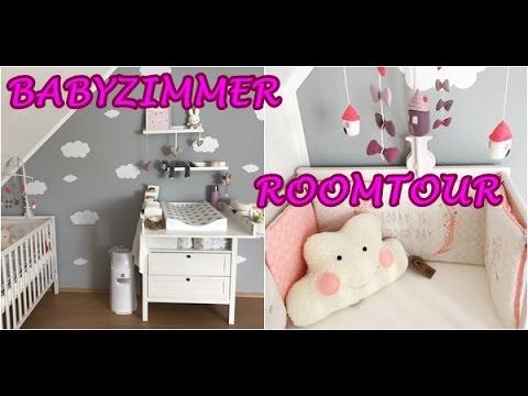 BABYZIMMER-ROOMTOUR | Unser Zimmer Für Das Babymädchen | Lisi Schnisi