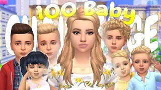LIT ROMANCE PROBLEMS!!!?? 100 BABY CHALLENGE | (Part 19) The Sims 4: Let's Play