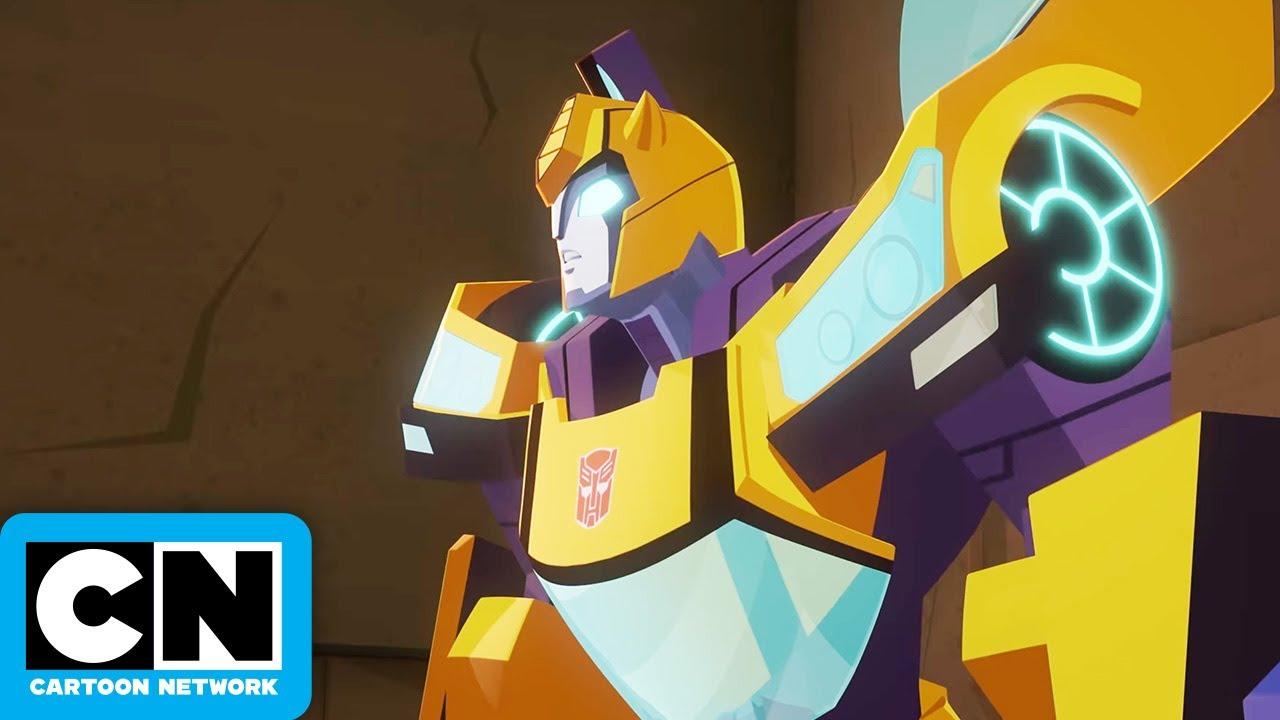 Transformers Cyberverse   Remembering Maccadam's   Cartoon Network