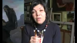 Какие кисти подойдут для масляной живописи?
