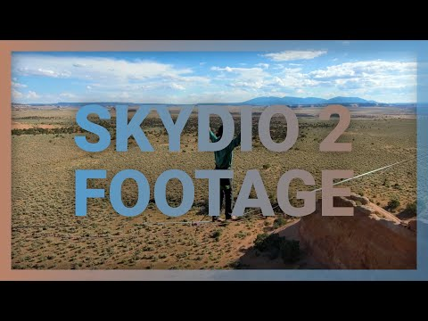 Skydio 2 test footage w/ DJI Mavic 2 Pro comparison - dronenr