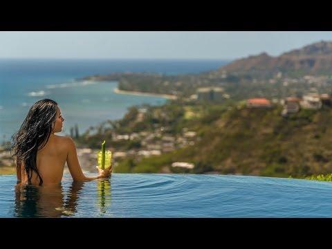 Hawaii Loa Ridge Luxury Home For Sale | 591 Kahiau Loop, Honolulu, Hawaii 96821
