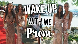 Wake Up With Me// PROM 2018!!
