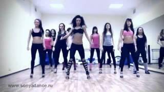 Танец Go go. Соня Геворкян