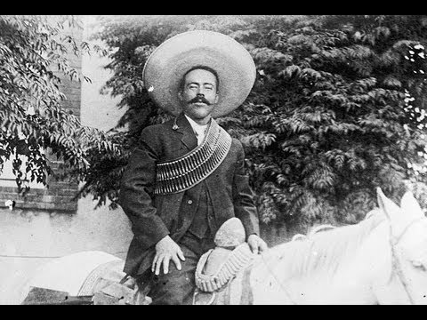 Pancho Villa  Tribute to the Mexican Hero