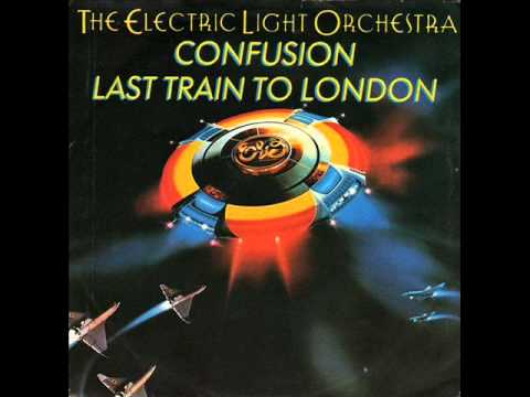 Electric Light Orchestra - Last Train To London (Long Drive Mix).