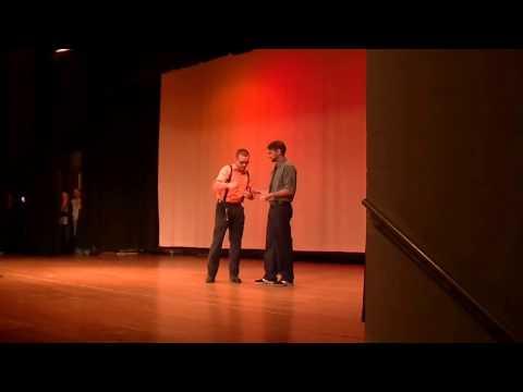 Juggling from the Lenoir City High School (LCHS) Teacher Talent Show 2016