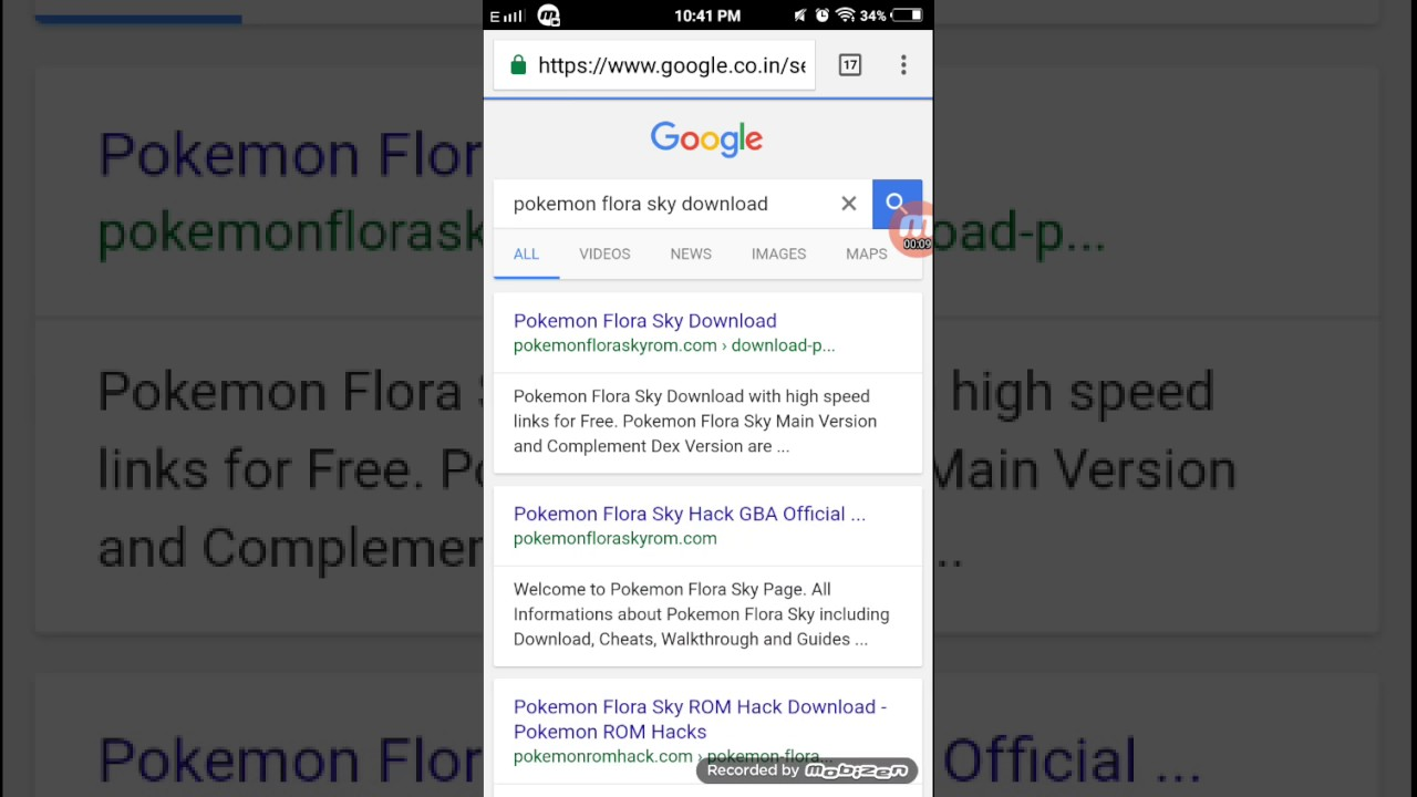 How to download pokemon flora sky (for android ) youtube.