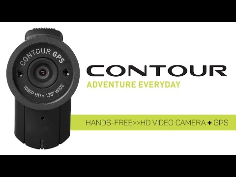 Contour GPS HD Camera | Motorcycle Parts and Accessories | Wingstuff.com
