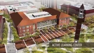 New Purdue University center will feature innovative learning space