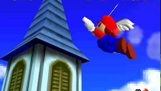 SM64 - Tower of the Wing Cap: Mini-Freerun [TAS]