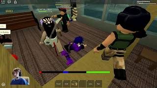 Roblox: The Streets (WEBCAM!)